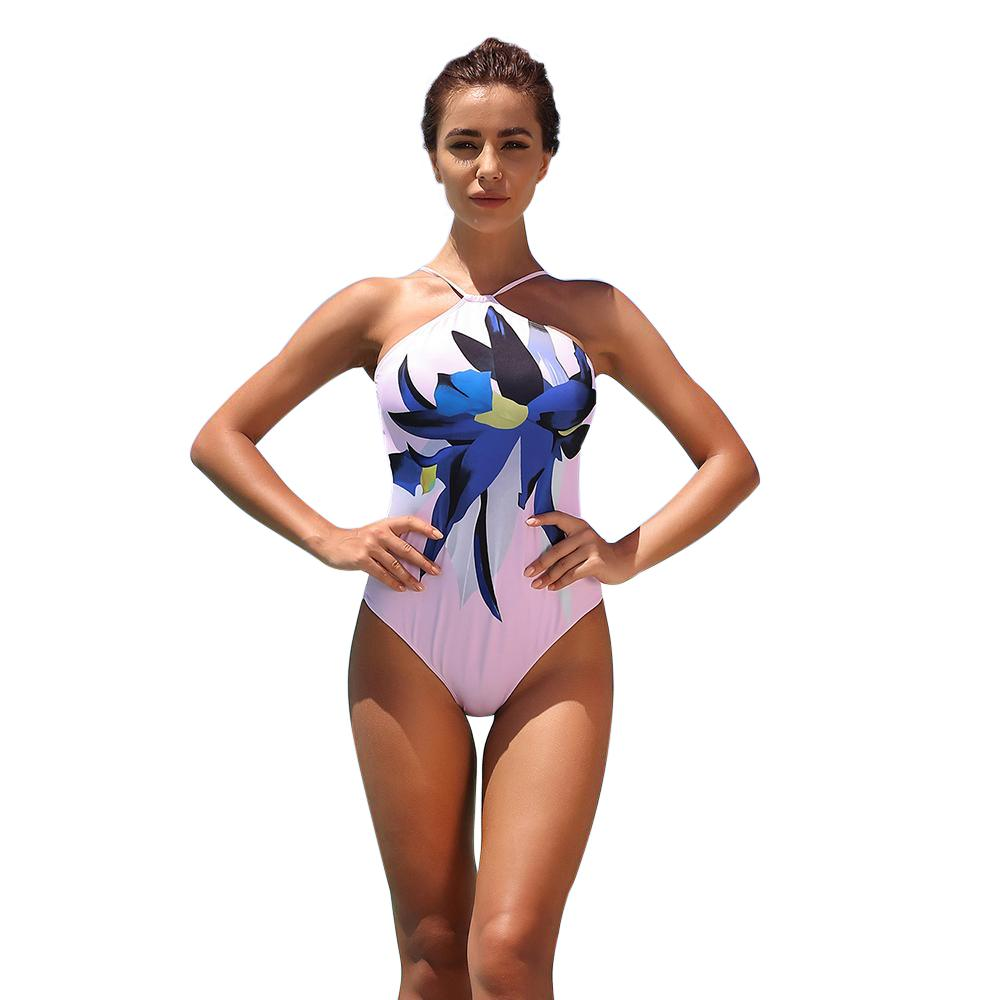 Cherry Floral One Piece
