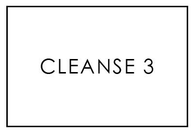 Cleanse 3