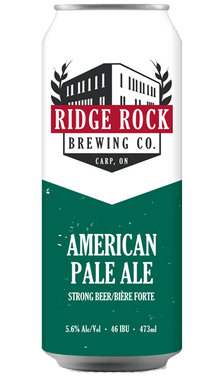 AMERICAN PALE ALE [CAN 473ml] Ridge Rock Brewing Company