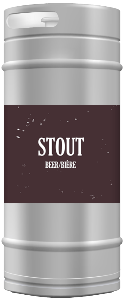 AMERICAN STOUT [KEG - 30L] Ridge Rock Brewing Company