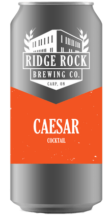 Caesar [Crowler Cocktail] Ridge Rock Brewing Company