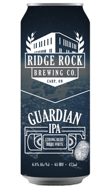 Guardian DDHIPA [can 473mL] Ridge Rock Brewing Company