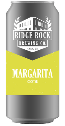 Margarita [Crowler Cocktail] Ridge Rock Brewing Company
