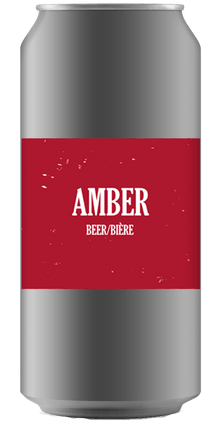 RIDGE ROCK AMBER [CROWLER CAN] Ridge Rock Brewing Company