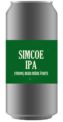 SIMCOE [CROWLER CAN] Ridge Rock Brewing Company