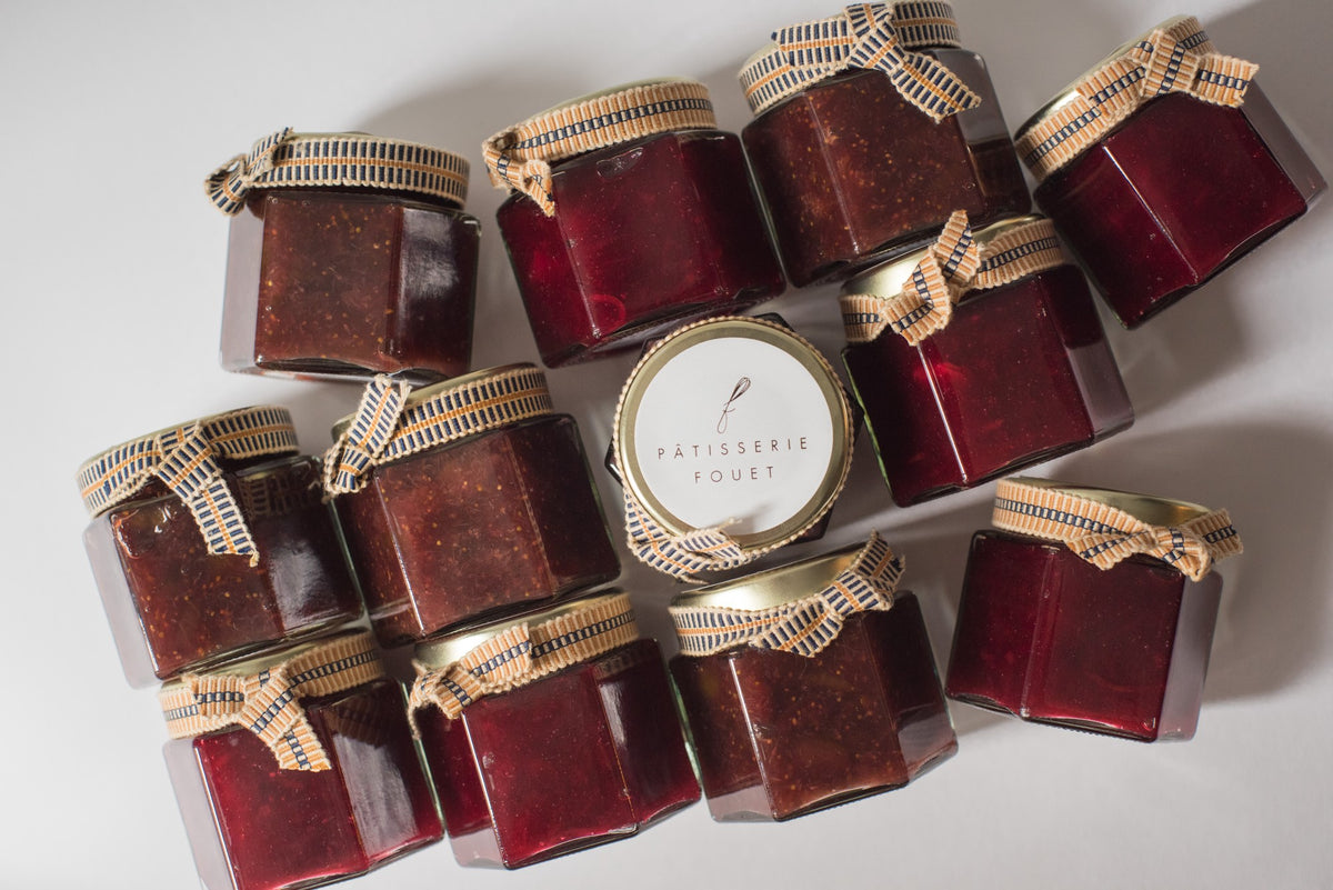 Fouet Strawberry Vanilla Jam