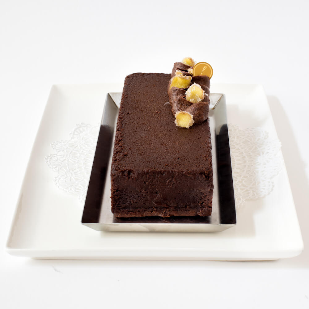 Fouet 70% Chocolate Cake