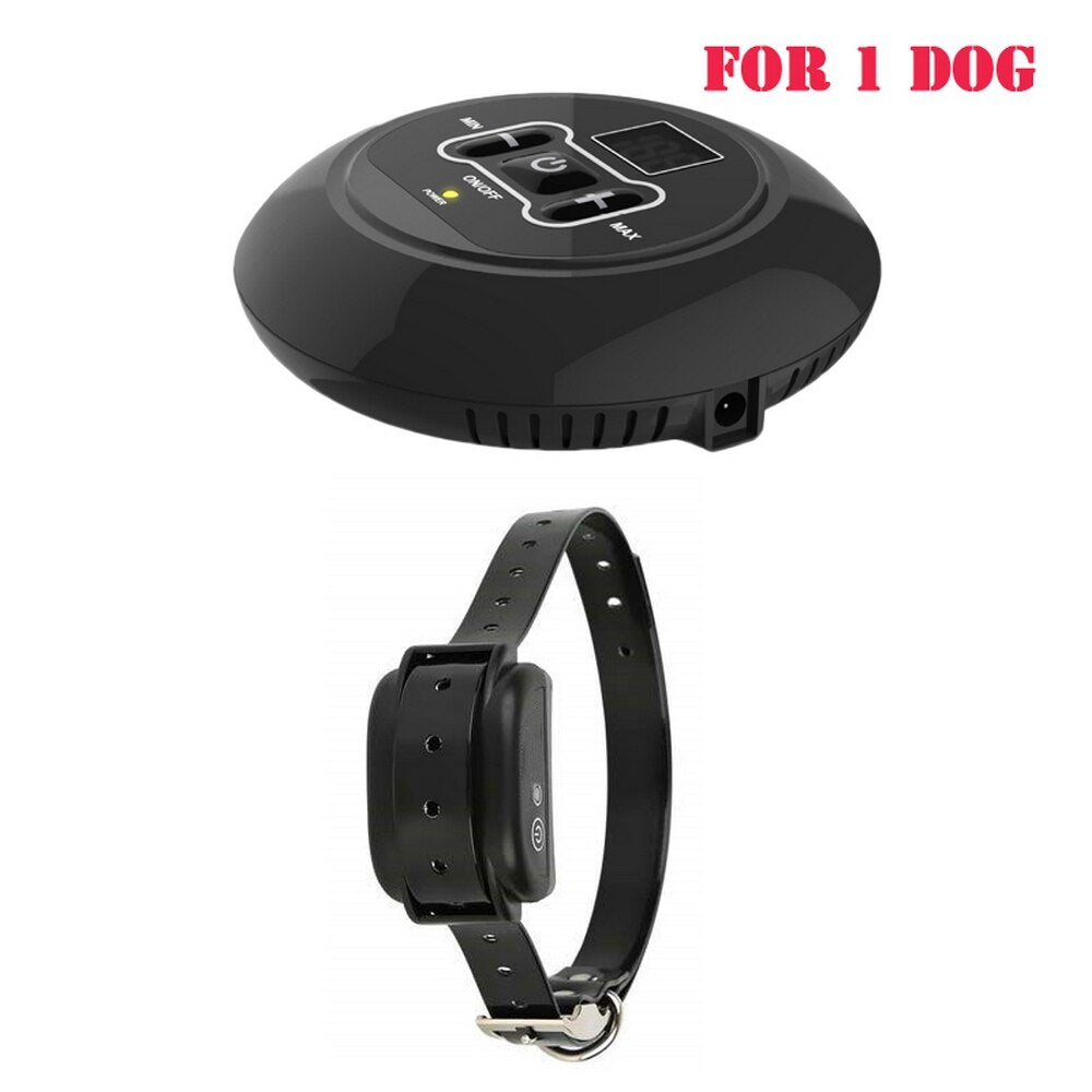 Electronic fence pet wireless pet trainer【Free shipping + 30-day trial】