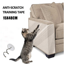 Load image into Gallery viewer, Cat Scratch Deterrent Tape Double Anti-Scratch Tape Can Be Trimmed