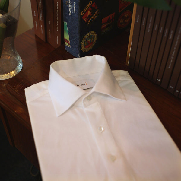 Short Sleeve Jersey Popover Shirt [Made To Order]