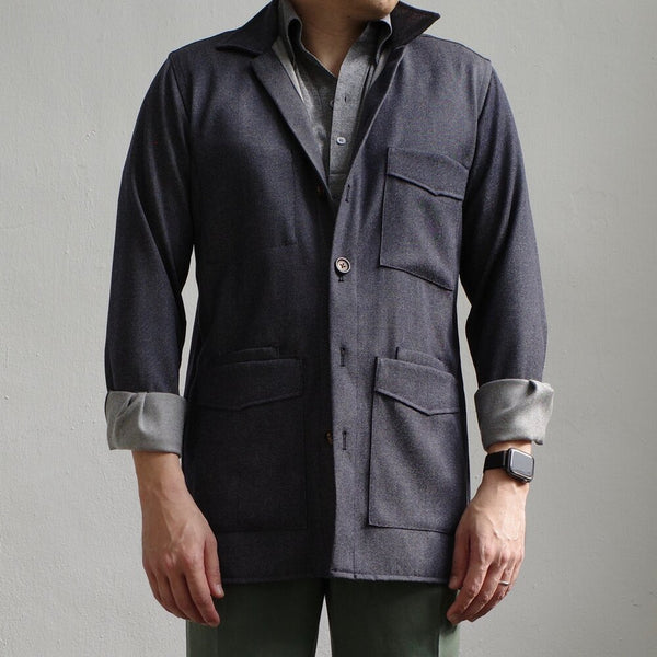 Relaxed Overshirt [Made to Order]