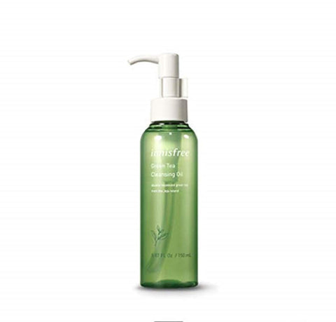 Green Tea Cleansing Oil - 5 Ounces