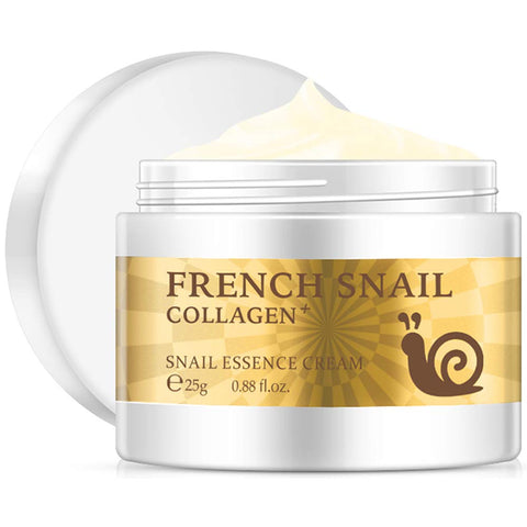 Snail Extract Face Cream - .88 Ounces