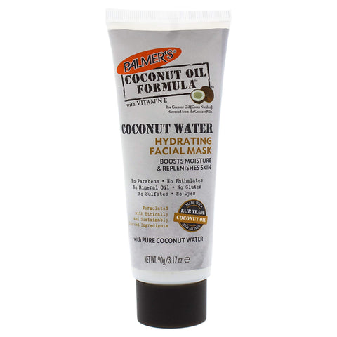 Coconut Oil Facial Mask - 3.17 Ounces