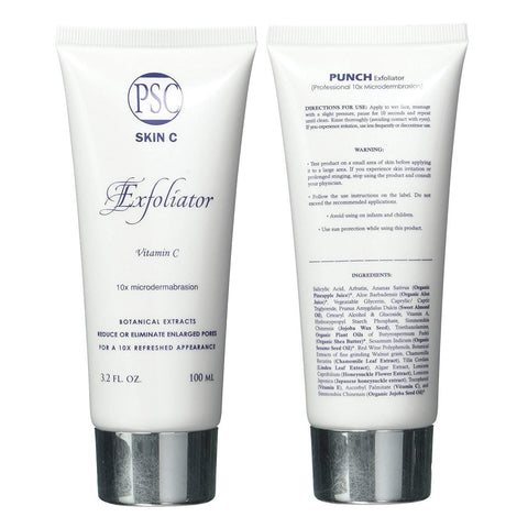 Microdermabrasion Face Scrub - 3.2 Ounces