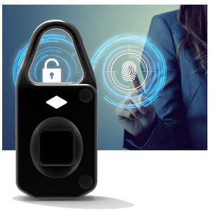 Limited Edition Spy Ninjas Fingerprint Sensor Padlock