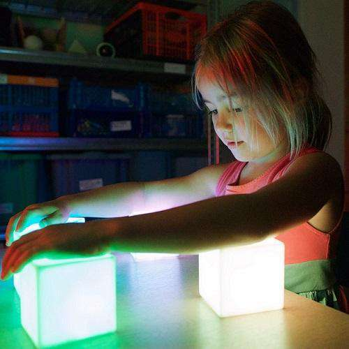 4 pack of Colour Changing Mood Cubes