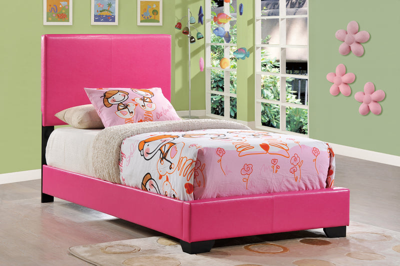 8103 TWIN BED PINK image