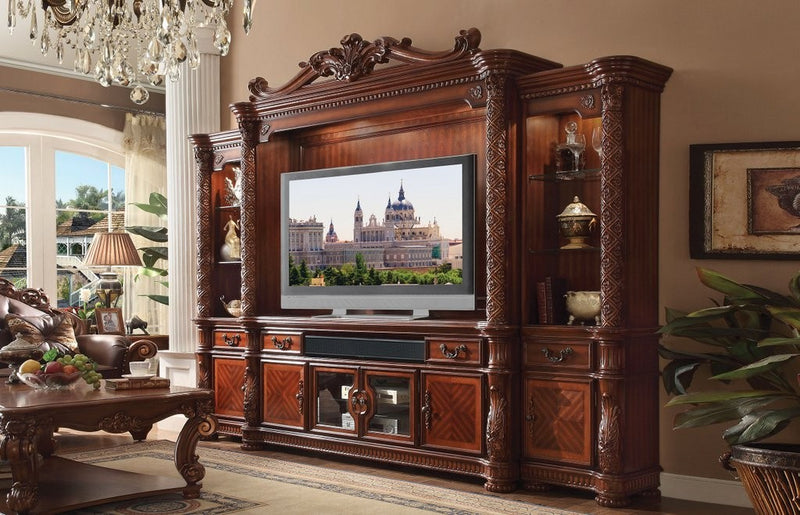 Acme Vendome Entertainment Center in Cherry 91315 image