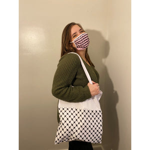 Exclusive Keffiyeh Tote Bag