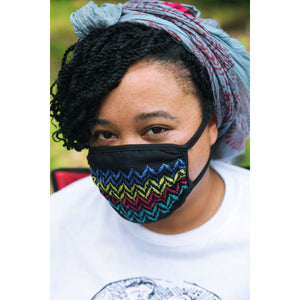 Limited Edition Weavy Colors Mask