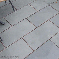 Brazilian Grey Slate Paving Patio Slabs