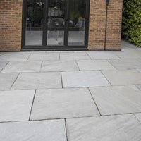 Indian sandstone paving, patio slabs