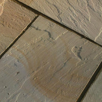 Rippon Buff Sandstone Paving Slabs 900x600 22mm Cal. ??21.62/m2