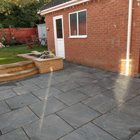 porcelain paving patio slabs