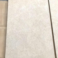 cream porcelain paving 900 x 600