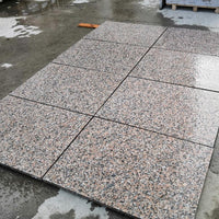 Pink Granite Paving Slabs Maple Red 900 x 600 ??22.79/m2