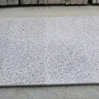 maple red granite paving slabs