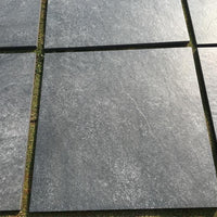 Black Outdoor Porcelain Paving Slabs