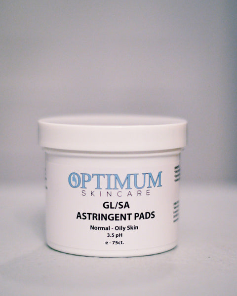Face Cleansing Pads with Glycolic and Salicylic Acid
