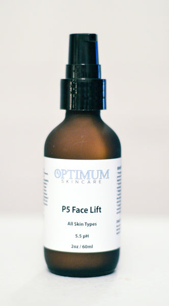 Peptide Face Lift Step 1