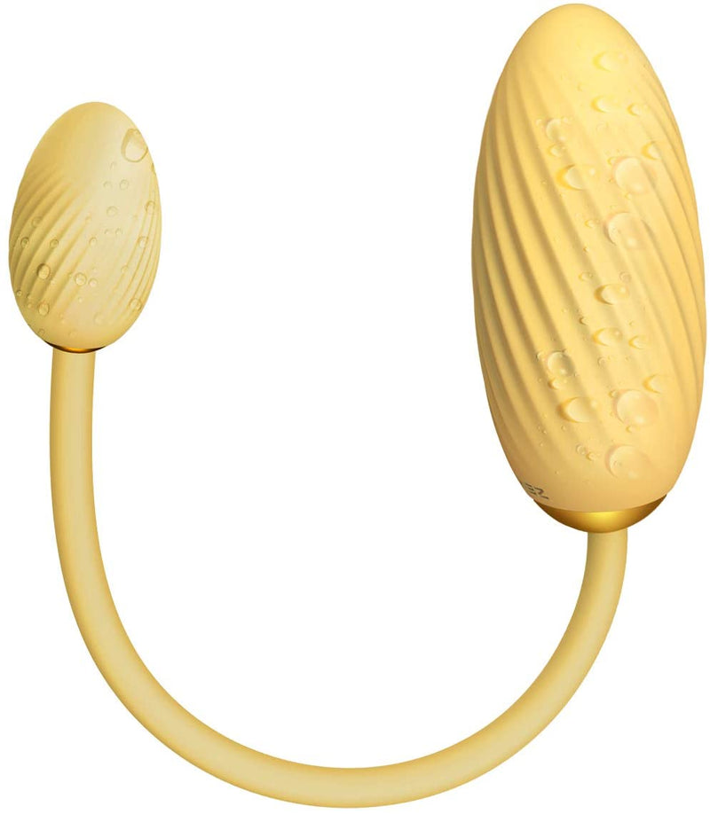A Zoey - A Double Egg Bullet Vibrator for Women (UPC:722687521684)