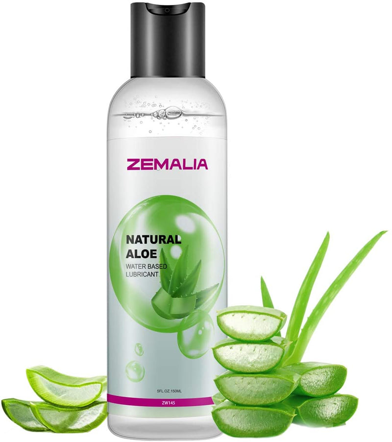 Aloe - A Water Based Lube for couples Made in USA