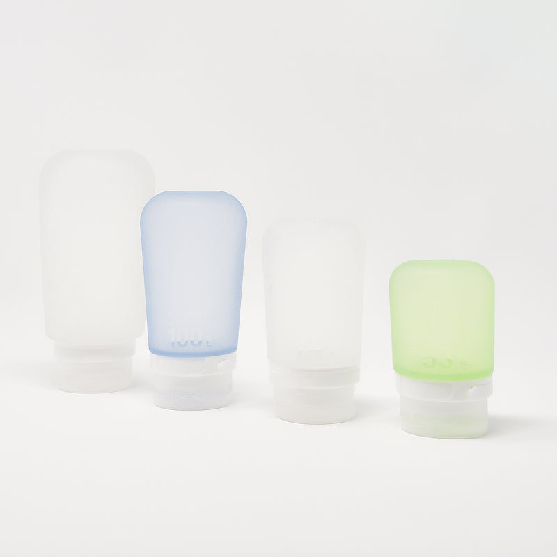 Go Toob- Silicone Soft Travel Bottle