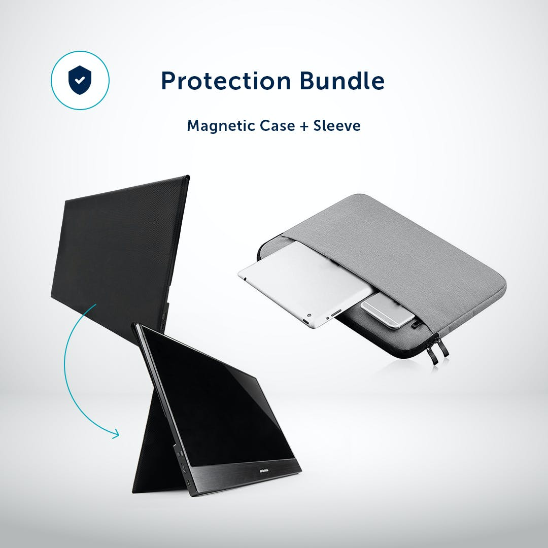 Protection Bundle - Desklab Monitor