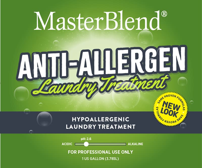 Allergy Relief Laundry Treatment SDS image