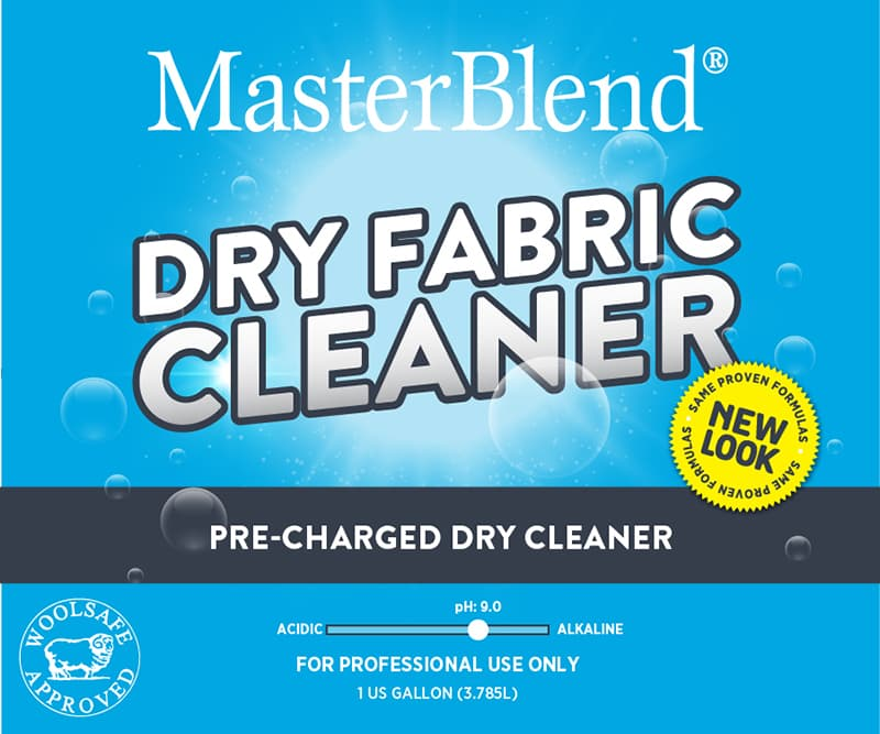 Dry Fabric Cleaner SDS Image