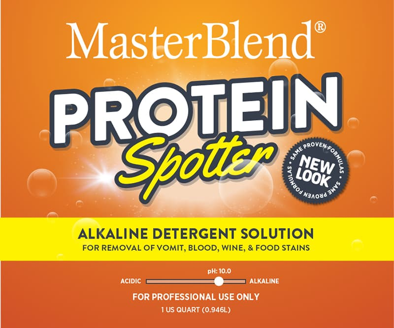 Protein Spotter SDS Image