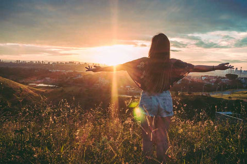 soak up some sunshine to help your mental health