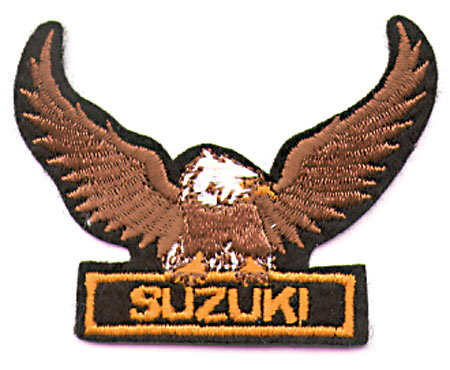 SUZUKI EAGLE PATCH (C5)