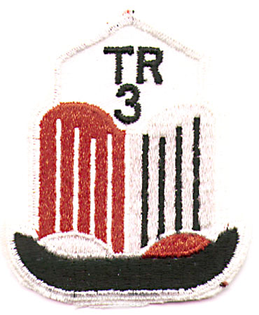 TRIUMPH 3 BADGE PATCH (J6)