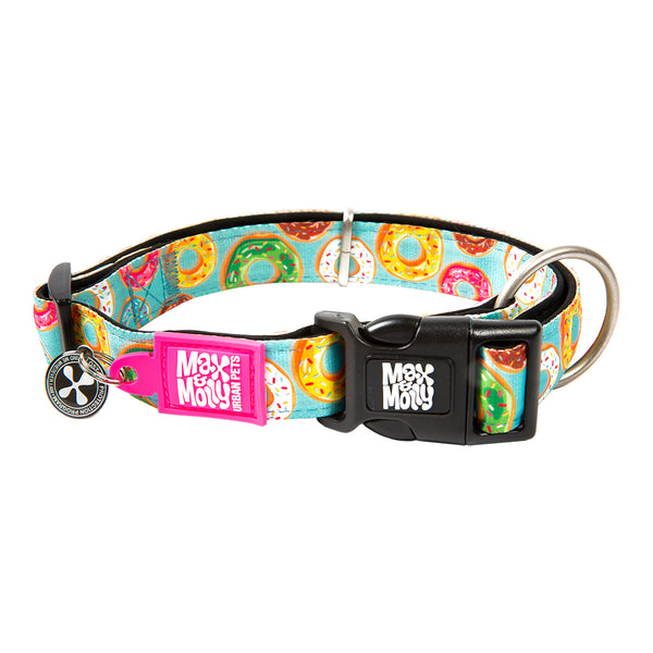 Max & Molly Smart ID Collar Donut