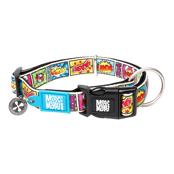 Max & Molly Smart ID Collar Comic