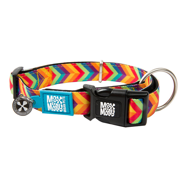 Max & Molly Smart ID Collar Summertime