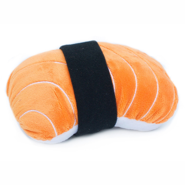 ZippyPaws NomNomz Squeaker Toy Sushi - The Raw Connoisseurs