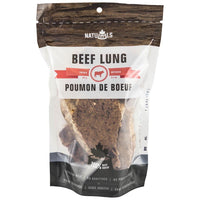 Naturawls Dehydrated Beef Lung 60g - The Raw Connoisseurs